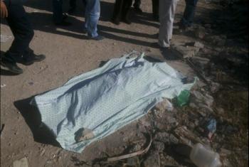 العثور على جثة طفل مقتولًا بأرض زراعية في ههيا