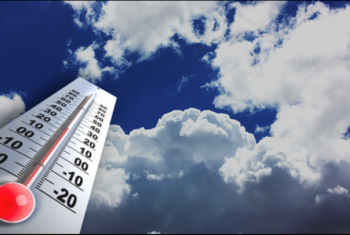الأرصاد تحذر من ارتفاع درجات الحرارة غدا الإثنين