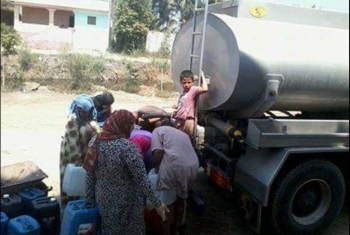 كفر صقر| تلوث مياه الشرب وانقطاعها يغضب أهالي قرية قراجة