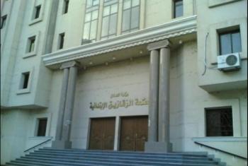 حبس 12 رافضا للانقلاب بديرب نجم 45 يوما ظلما