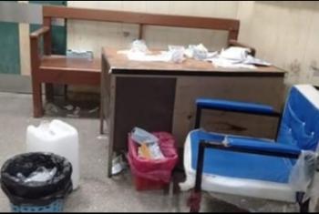 فوضى وإهمال بمستشفى أبوكبير.. ومريض يكتب: