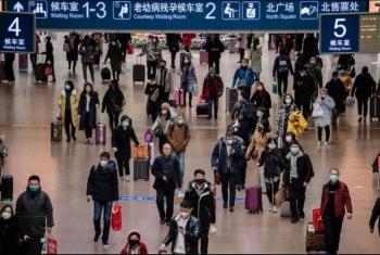 فيروس كورونا يحصار الجالية المصرية في الصين