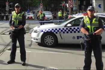 شاهد بالفيديو مسلمة حامل تتعرض لاعتداء وحشي بأستراليا
