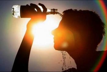 الأرصاد: ارتفاع درجات الحرارة بدء من اليوم..  والزقازيق تسجل 36