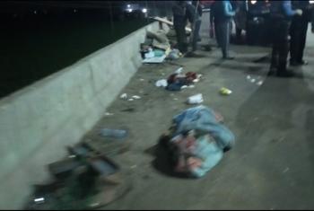 مصرع مواطن وإصابة 6 آخرين من ديرب نجم
