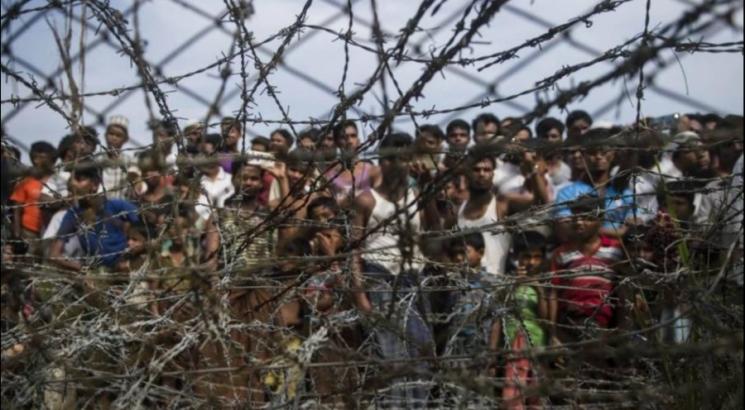 زعيمة ميانمار تعترف باستخدام القوة ضد الروهينجيا