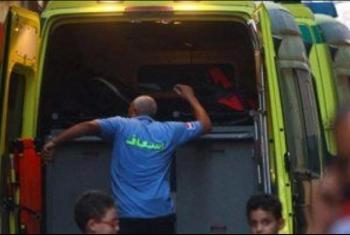سقوط طفل من أعلى مدرسة بكفر صقر.. تعرف إلى حالته الصحية