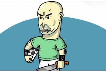 كاريكاتير.. كرة القدم المصرية برعاية حسام حسن