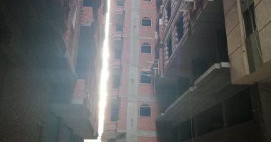 الزقازيق| شكوى من انتشار المباني العشوائية بشارع الغشام