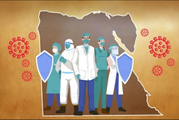 حملة للإفراج عن أطباء مصر المعتقلين بسبب انتقادهم نظام الانقلاب
