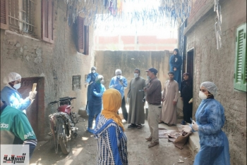 ثلاث حالات وفاة بكورونا في مراكز الشرقية