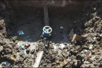انقطاع مياه الشرب عن قرية شهداء 2 بحر البقر بالحسينية