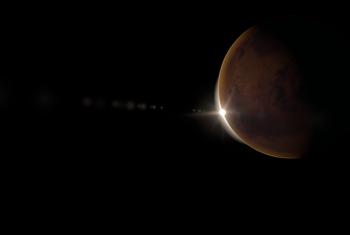 اكتشاف بكتيريا قد تمكن البشر من العيش على المريخ