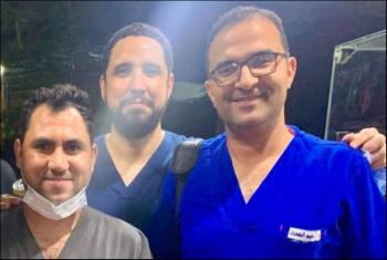 أطباء بمستشفى جامعة الزقازيق ينقذون قلب شاب مزقه بلطجية