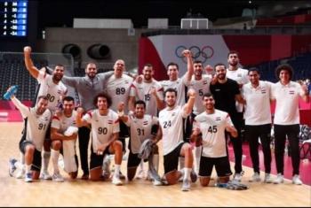 للمرة الأولى في التاريخ.. يد مصر تتأهل لنصف نهائي الأولمبياد