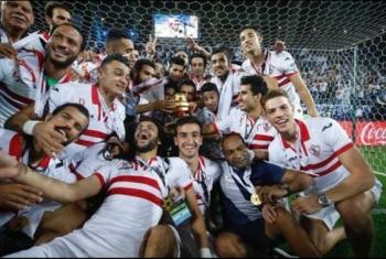 الزمالك بطلا لكأس مصر 2019
