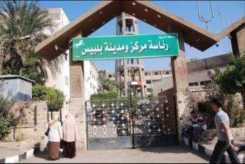 سجل شبرا النخلة المدني خارج نطاق الخدمة في بلبيس