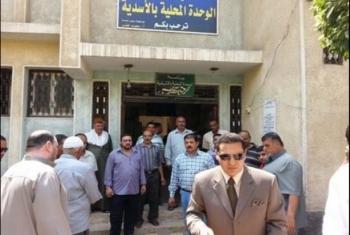 حرمان منطقة كاملة من الصرف الصحي في الأسدية بأبوحماد