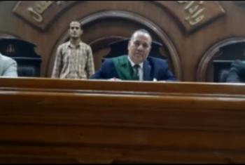 الإعدام شنقا للمتهم بقتل فلاح بالحسينية لدخوله منزله دون إذنه