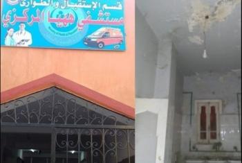 تهالك الخدمات بمستشفى ههيا المركزي.. والأهالي غاضبون من تجاهل المسئولين
