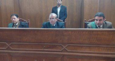 الإعدام لمبيض محارة قتل عجوزًا بغرض السرقة في بلبيس
