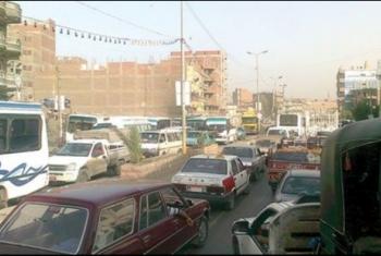 مطالب باستكمال إنشاء الطريق الإقليمي بتل روزن في بلبيس