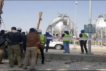 مصرع 28 شخصا في انفجار بمصنع للجيش في العين السخنة
