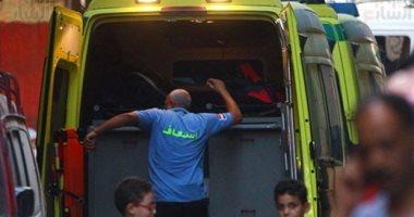 أولاد صقر.. إصابة 5 أشخاص من أسرة واحدة بـ