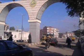 أهالي الحسينية يشتكون من إهمال مسجد