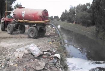 بعد مرور 18 عامًا..متى ينتهي الصرف الصحي بمدينة القرين؟