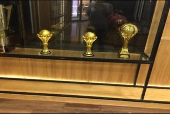 اختفاء 29 كأسا فازت بها منتخبات مصر من داخل اتحاد الكرة