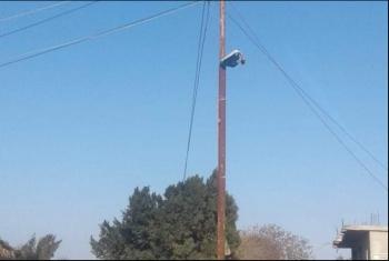 تهالك أعمدة الكهرباء يثير غضب أهالى الفولي بمنشأة أبوعمر