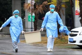 الصين تعزل 43 مليون شخص بسبب فيروس كورونا الجديد