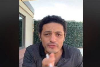 محمد علي يجدد دعوة المصريين للنزول الجمعة القادمة للمطالبة برحيل قائد الانقلاب