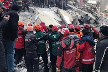 الداخلية التركية: ارتفاع عدد وفيات الزلزال إلى 22