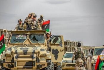 حكومة الوفاق: تصريحات السيسي بمثابة