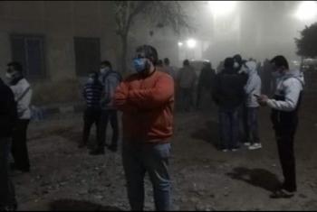 بسبب تعطل مضخة الأكسجين.. أزمة في مستشفى ههيا العام وتدخلات الأهالي تنقذ المرضى