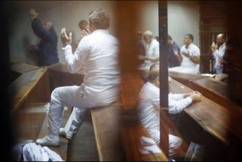 رسالة من المعتقلين بسجون الانقلاب