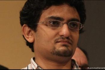 اعتقال شقيق الناشط وائل غنيم بعد اقتحام قوات الأمن لمنزله