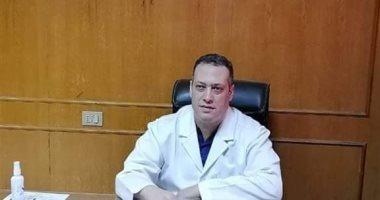 تدهور صحة مدير مستشفى ديرب نجم المصاب بكورونا ونقله لمستشفى العزل