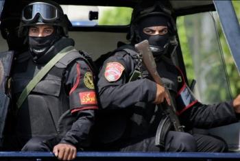 شرطة الانقلاب تعتقل مواطنين من مشتول السوق