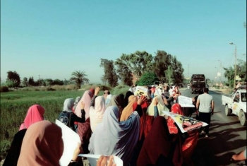 أحرار البحيرة يواصلون نضالهم الرافض للانقلاب العسكري