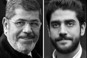 نجل الرئيس مرسي في ذكرى ثورة يناير: دفعت حياتك ثمنا للحفاظ على ثورة يناير