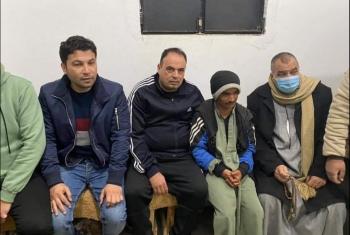 القبض على متهمين بـ التنمر على شاب من ذوي القدرات بعد تداول صور له بكفر صقر