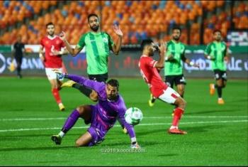 الأهلي يعبر فخ بني سويف في كأس مصر