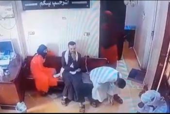 في 3 دقائق.. وفاة رجلا داخل عيادة طبيب بفاقوس خلال اصطحاب زوجته المريضة