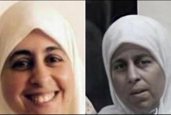 نشطاء: صور عائشة الشاطر بالمحكمة تنسف