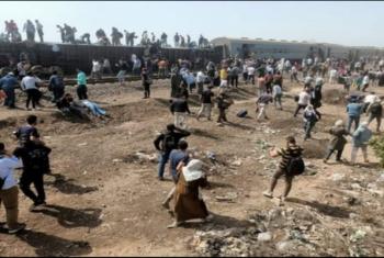 كوارث القطارات مستمرة.. مصرع وإصابة العشرات جراء انقلاب قطار بالقليوبية