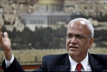 عريقات: أمريكا تمهد لإقامة دولة في قطاع غزة
