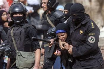 حبس آية كمال الدين من الإسكندرية 15 يومًا في تهم ملفقة
